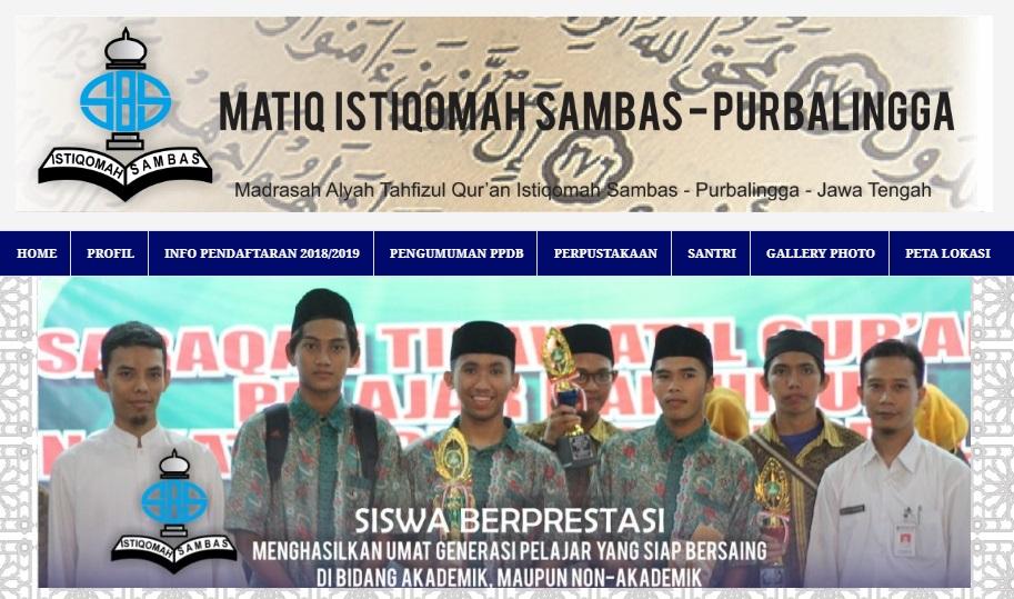 Matiq Istiqomah Sambas